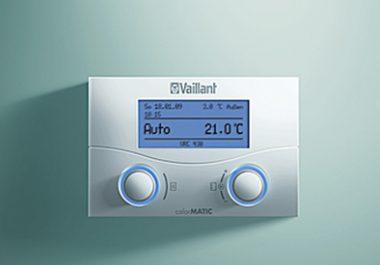 Vaillant control system