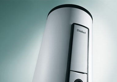 Vaillant central heating system