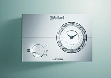 Vaillant thermostat system
