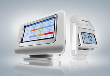 Evohome Honeywell boiler control systems