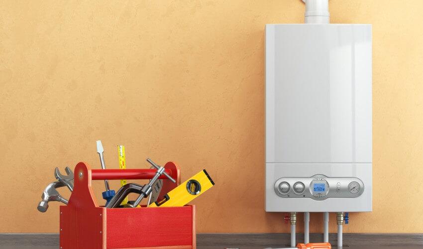 Boiler Maintenance tool box