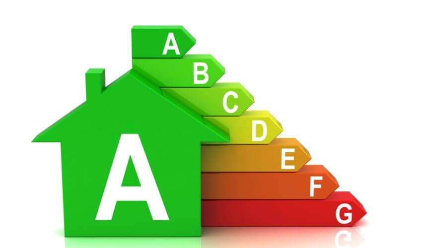 Diagram of energy efficiency